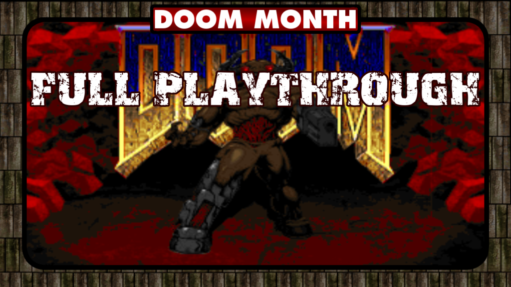 Doom Month, July 2018 - Speed Doggy!